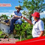 Teófilo «Chofo» Martínez le apuesta al sector agrícola