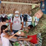 Armada de Colombia comprometida con la salud y el bienestar de las comunidades de Sucre