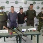 En Sucre fueron capturadas varias personas por diferentes delitos