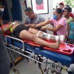 Identifican a heridos de accidente de tránsito en Palmito