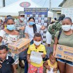 Armada de Colombia adelantó jornada de sensibilización en Tolú